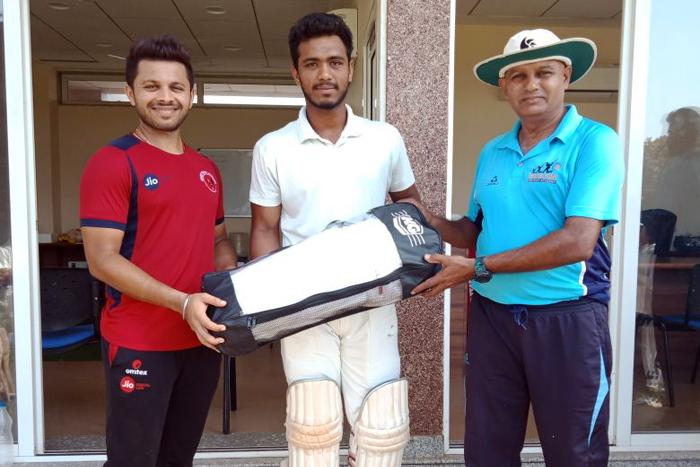 Emerging Player - Hemang Patel