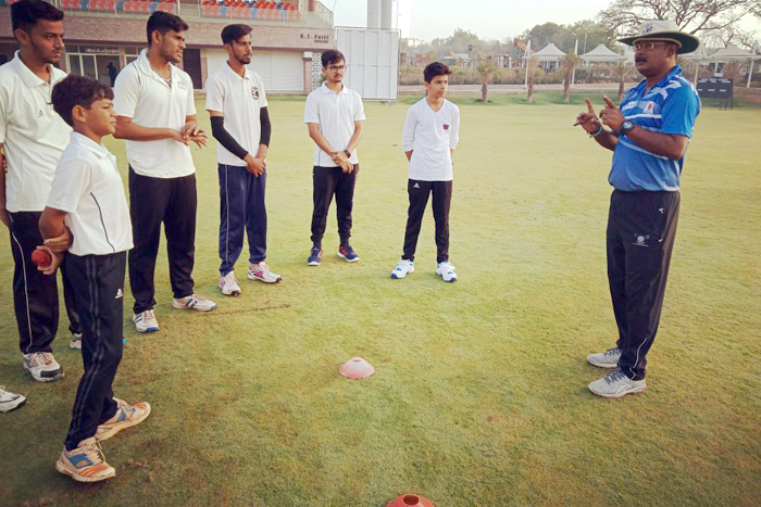 Rajiv Dutta - NCA Coach